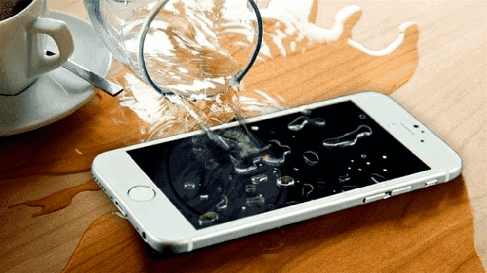 prevent and repair an iPhone from water damage